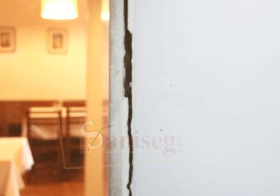 Desinsectacion fumigacion en restaurante