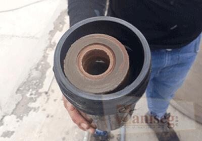 Filtro de tanque de agua sucio saniseg