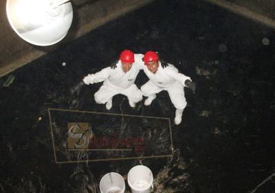 Limpieza de cisternas, limpieza de tanque de agua
