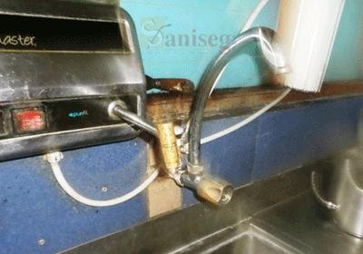 fumigacion en lavaderos contra cucarachas saniseg lima peru
