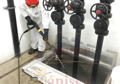 Succion y lavado de pozo septico percoladores sumideros biodigestores