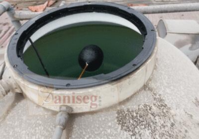 tanque de agua, rotoplas, limpieza de tanque de agua, limpieza de cisternas, saniseg