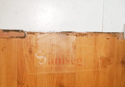 piso de cocina salon fumigar